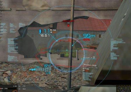 Красивый прицел для world of tanks 0.8.7 от джова
