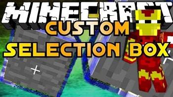 Custom Selection Box - редактор любых блоков