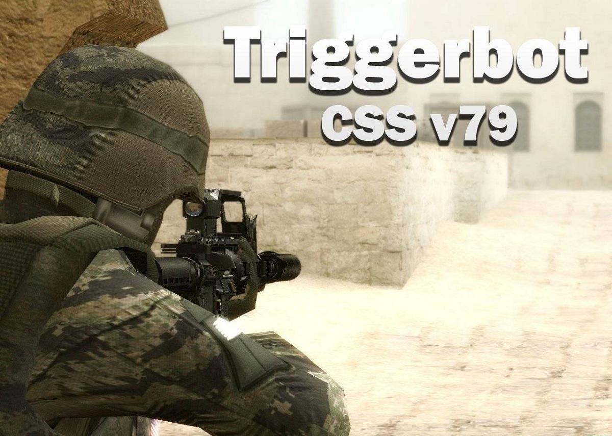 Быстрые убийства с помощью Triggerbot в CSS