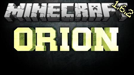 Чит ORION в Minecraft